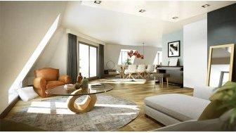 Appartements neufs Coeur de Ville investissement loi Pinel à Clamart