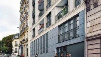 Appartements neufs Le 4 Flachat investissement loi Pinel à Asnieres-sur-Seine