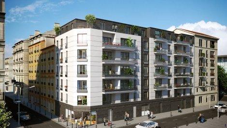 Appartement neuf L'Avenir à Clichy-la-Garenne