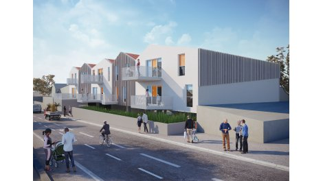 Appartement neuf Saxo éco-habitat à La Rochelle