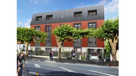 eco habitat neuf à La Rochelle