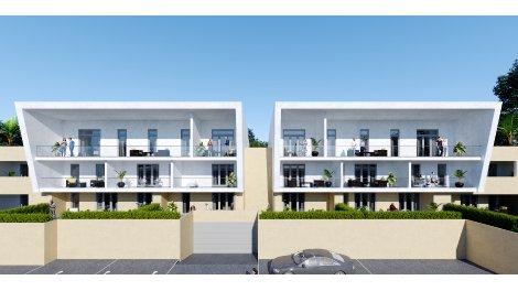 Appartements et maisons neuves Les Voiles à La Ciotat