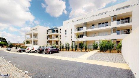 Appartement neuf Pierprovence la Chapelle à Marseille 13ème