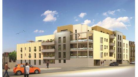 Appartement neuf Abélia investissement loi Pinel à Le Mans