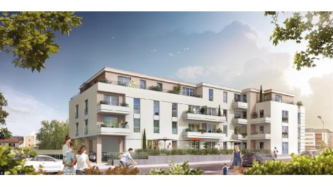 Appartement neuf Nova investissement loi Pinel à Le Mans