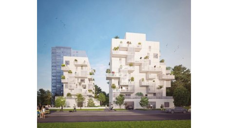 Appartement neuf Babia Gora investissement loi Pinel à Rennes