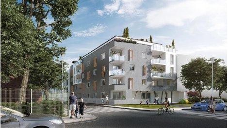 Appartement neuf Les Belles Lettres investissement loi Pinel à Nantes