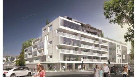 Appartement neuf Libertad éco-habitat à Rennes