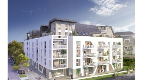 Appartement neuf Intemporel investissement loi Pinel à Saint-Malo