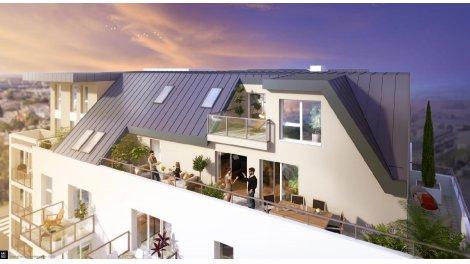 appartement neuf à Saint-Malo