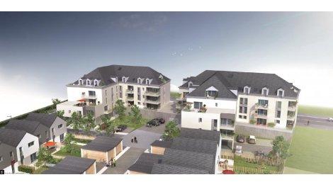 investir dans l'immobilier à Avrillé