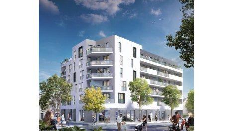 Appartement neuf Astral éco-habitat à Rennes