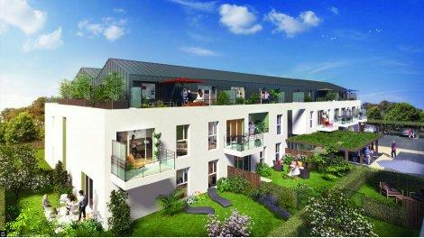 Appartement neuf Coeur Olona investissement loi Pinel à Les Sables d'Olonne