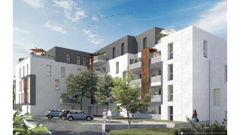 Appartement neuf La Traversée investissement loi Pinel à Saint-Nazaire