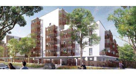 Appartement neuf Villa Elina investissement loi Pinel à Lormont