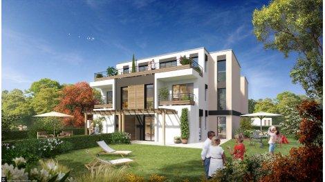 Appartement neuf Pure éco-habitat à Saint-Rémy-les-Chevreuse