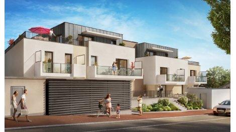 immobilier neuf à Dijon
