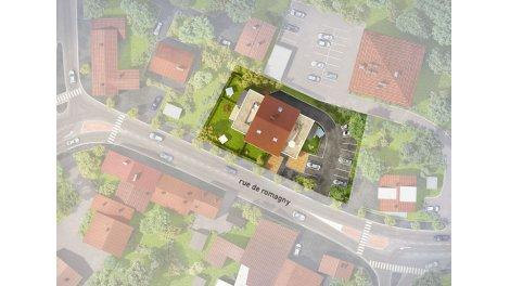 investir dans l'immobilier à Annemasse