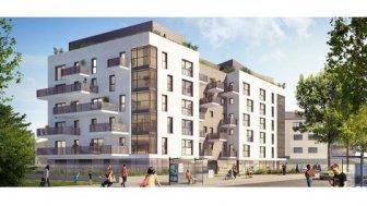 Appartements neufs Enecy éco-habitat à Annecy