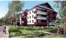 Appartements neufs Signature éco-habitat à Annemasse