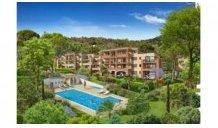 Appartements neufs Borne les Mimosas investissement loi Pinel à Bormes les Mimosas