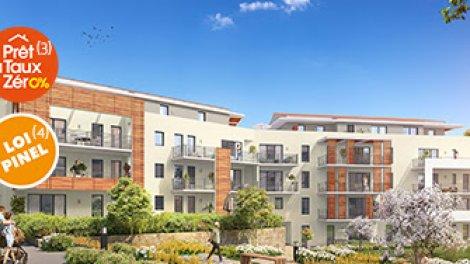 Appartement neuf L'Aix investissement loi Pinel à Aix-en-Provence