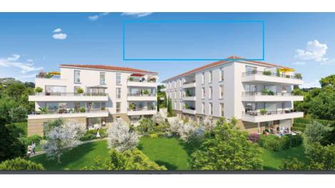 Appartement neuf Les Trois Luc Marseille à Marseille 12ème