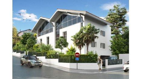 Appartements neufs Fiorano éco-habitat à Biarritz