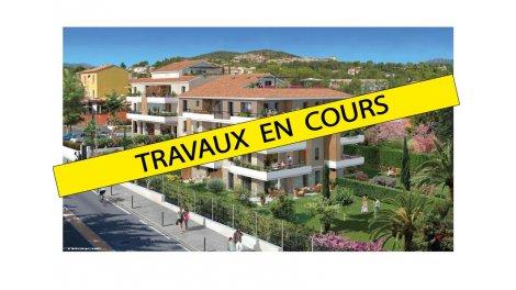Appartements neufs Villattilio à Saint-Raphaël