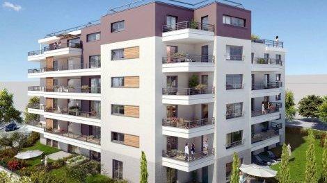 Appartement neuf Jardins de Capri investissement loi Pinel à Saint-Raphaël