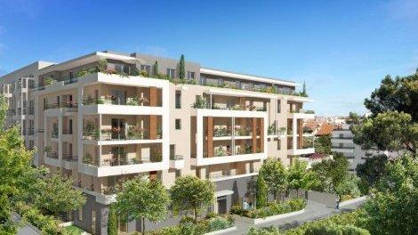 Appartement neuf Villa Paomia à Antibes