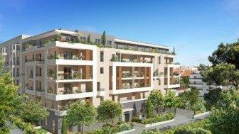 Appartements neufs Villa Paomia éco-habitat à Juan-les-Pins