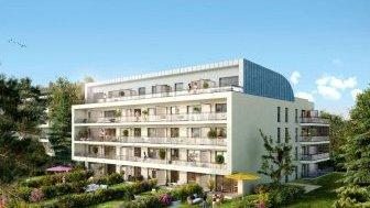 Appartements neufs Millesima éco-habitat à Nice