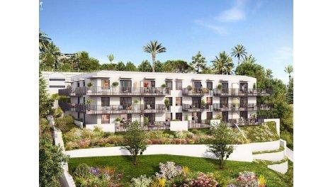 Appartement neuf Le Mas de Cambrai investissement loi Pinel à Nice
