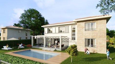 Maisons neuves La Cassine Villas Individuelles éco-habitat à Saint-Raphaël