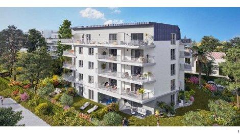 Appartement neuf Arcancia éco-habitat à Nice