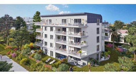 Appartement neuf Arcancia investissement loi Pinel à Nice
