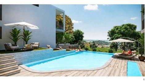 Appartement neuf Villa Emeraude investissement loi Pinel à Vallauris