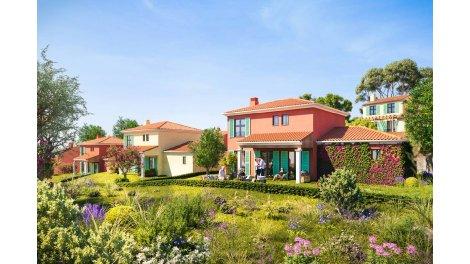 Maisons neuves Les Villas du Parc de l'Oliveraie à Grasse