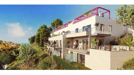 Appartement neuf Villa Germaine investissement loi Pinel à Nice