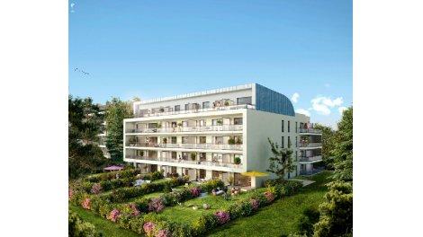 Appartement neuf Millesima éco-habitat à Nice