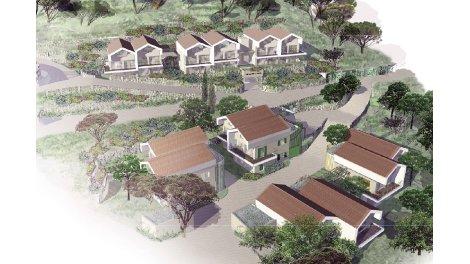 Appartements et maisons neuves Les Jardins du Soleil à Menton