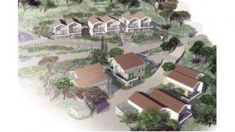 Appartements et maisons neuves Les Jardins du Soleil éco-habitat à Menton