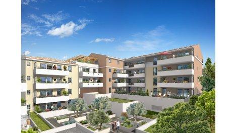 Appartement neuf Lou Manescau à Puget-sur-Argens
