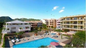 Appartements neufs Coeur de Village à Saint-Martin-du-Var