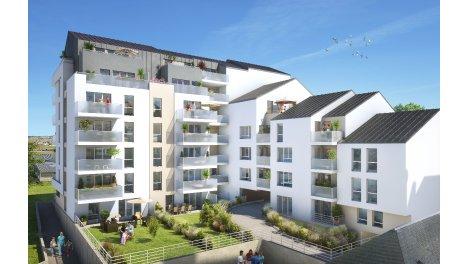 Appartement neuf An Heol investissement loi Pinel à Saint-Malo