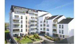 Appartements neufs An Heol éco-habitat à Saint-Malo