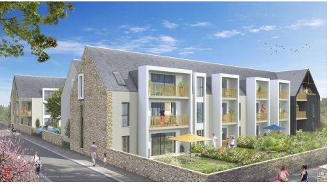 Appartement neuf Roz Tenec éco-habitat à Saint-Malo