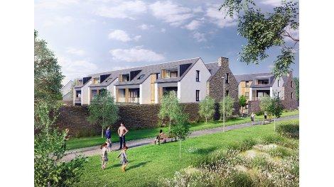 Appartement neuf Le Clos Boheme investissement loi Pinel à Saint-Malo