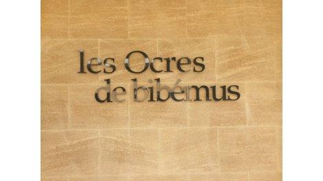 Appartements et villas neuves Les Ocres de Bibémus à Aix-en-Provence